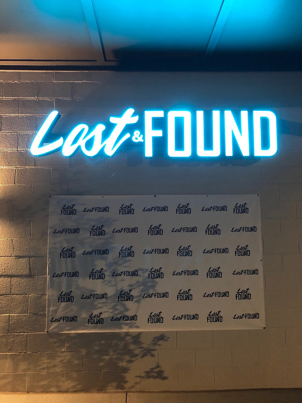 Lost and Found Charlotte Review: exterior 1