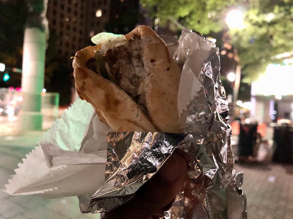 halal food cart uptown charlotte 3