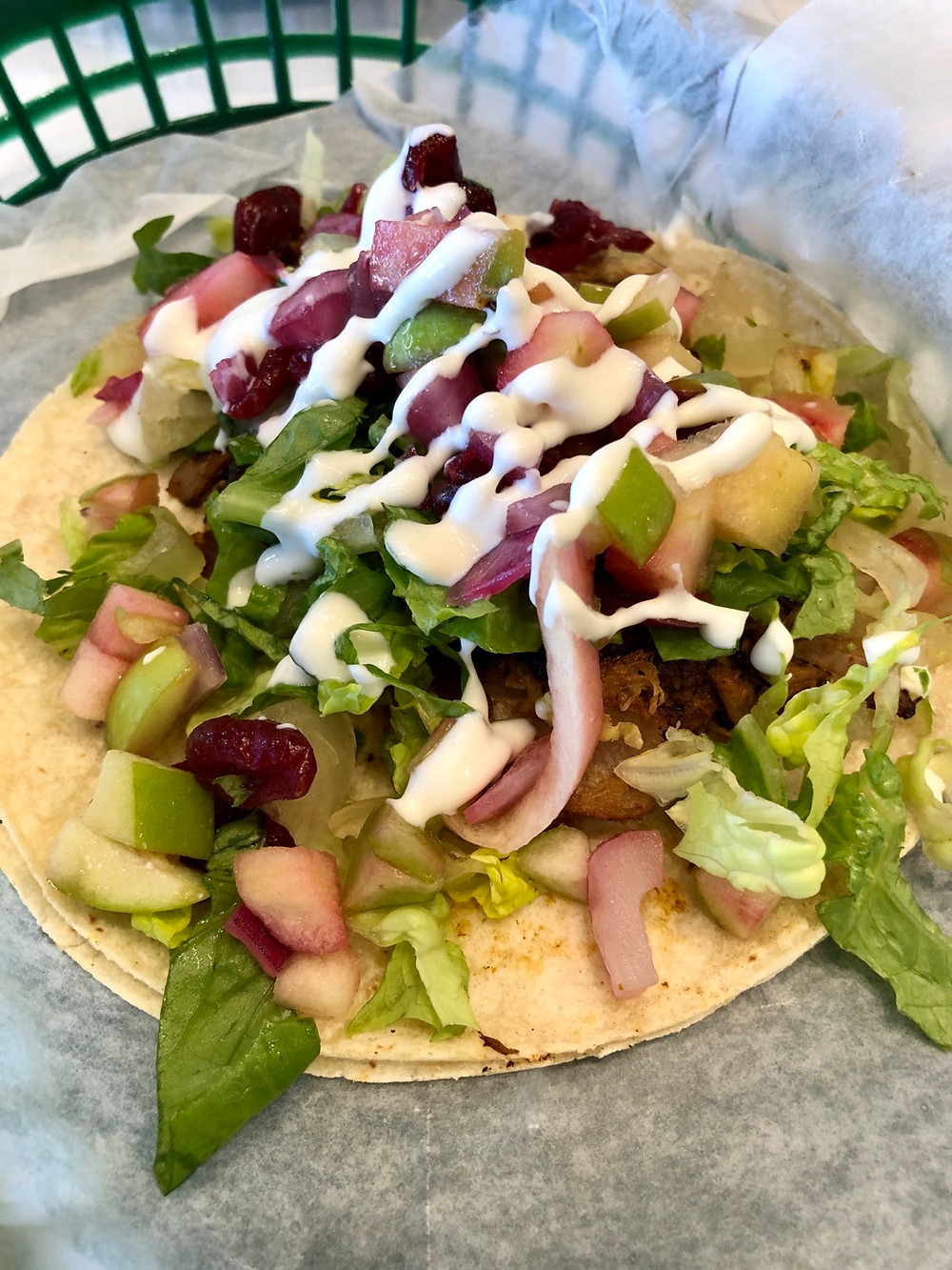 White Duck Taco Charlotte - food pic 3