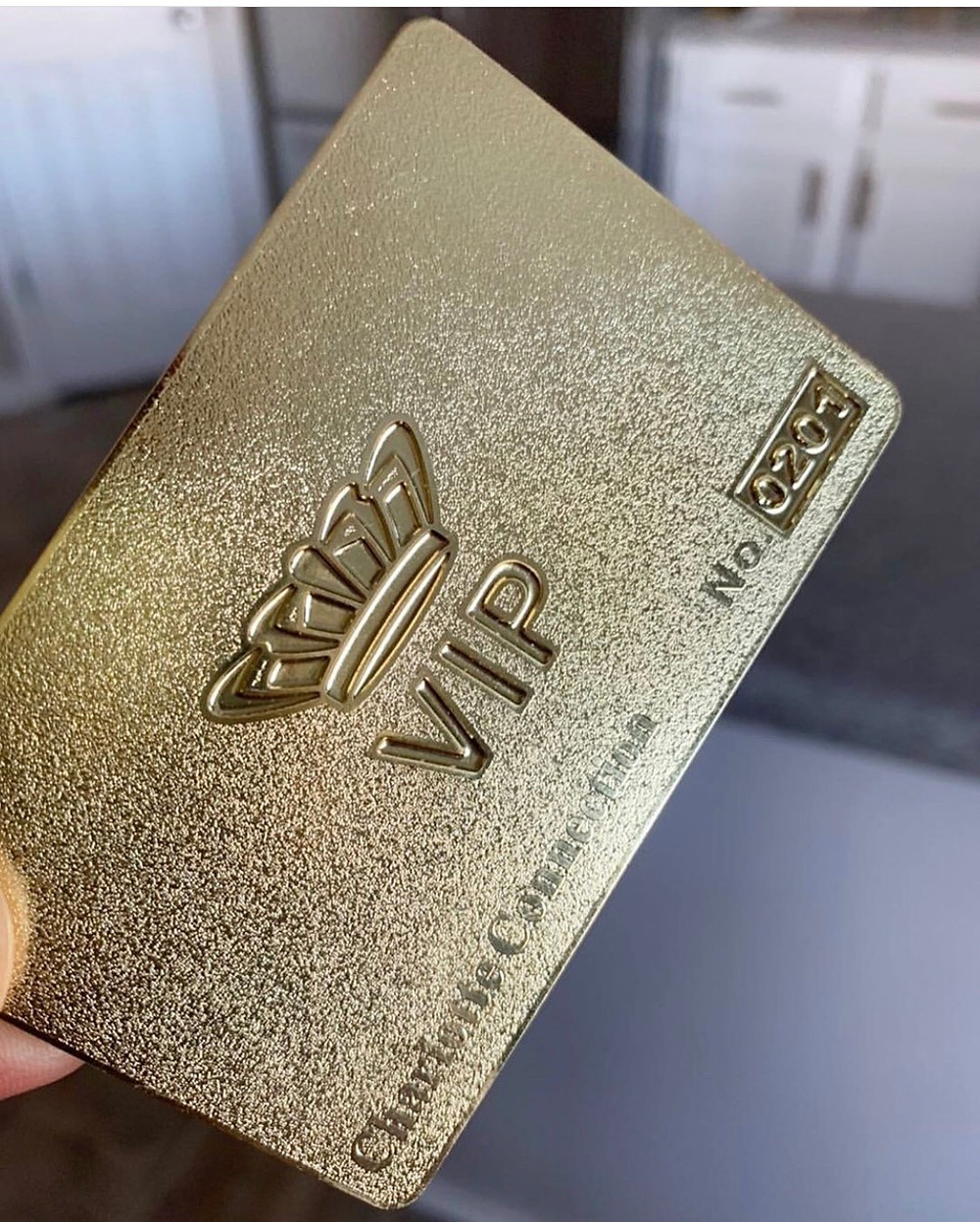 Charlotte Connection VIP card
