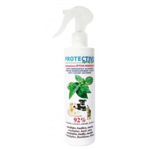 Protective spray basilicum