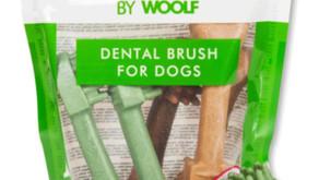 ☘️ New new new ☘️ Woolfies tandenborsteltjes