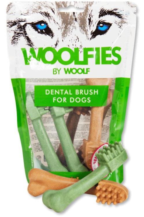 Woolfies dental brush M