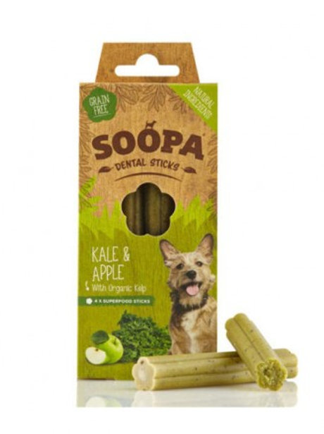 Soopa Kale apple 100g