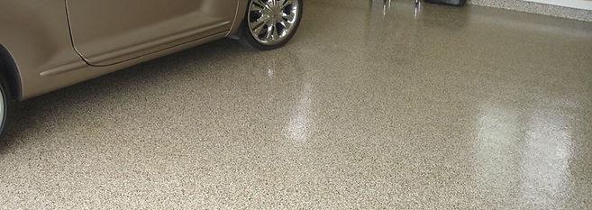 Garage epoxy flooring contractor Montecito, CA