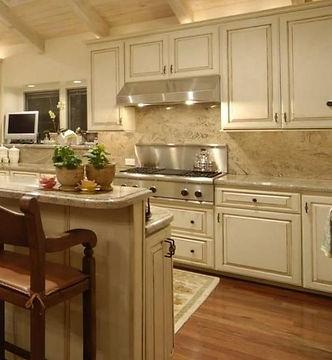 Montecito CA Cabinet Refinishing