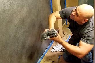 Faux painting contractor in Santa Barbara
