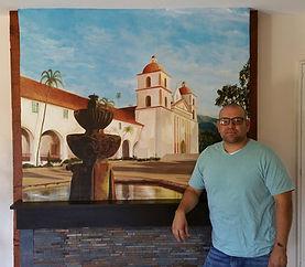 Malibu Mural artis