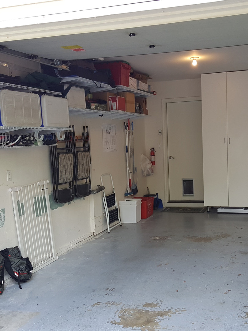 Garage Wall and Cabinet Storage