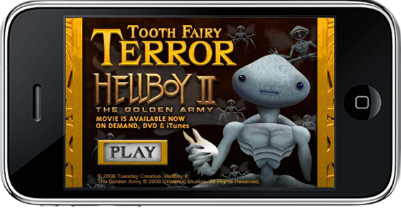 Hellboy 2 - Tooth Fairy Terror