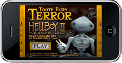 Hellboy 2 - Tooth Fairy Terror
