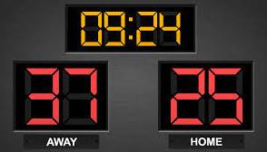 Final score of Superbowl LI?