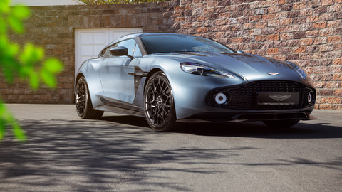 ** COMING SOON ** 2018 Aston Martin Vanquish Zagato Shootingbrake