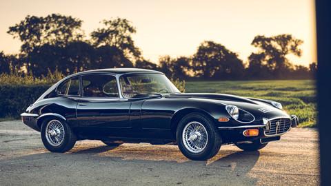 1973 Jaguar E-Type Series III V12 2+2