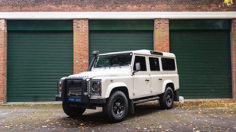 2009 Land Rover Defender 110