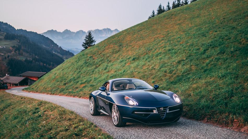 ** SOLD ** 2017 Alfa Romeo Disco Volante