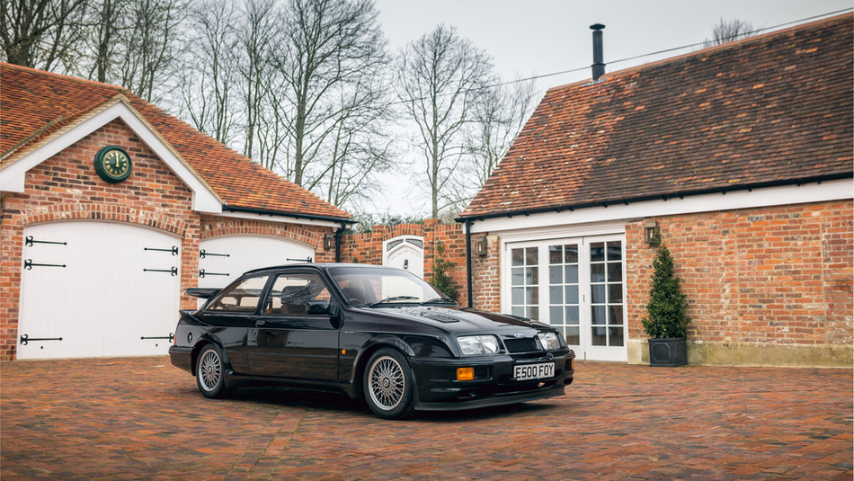 ** SOLD ** 1987 Ford Sierra RS500 Cosworth