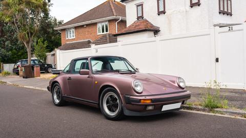 ** UNDER OFFER ** 1987 Porsche 911 Carrera 3.2 Sport Targa