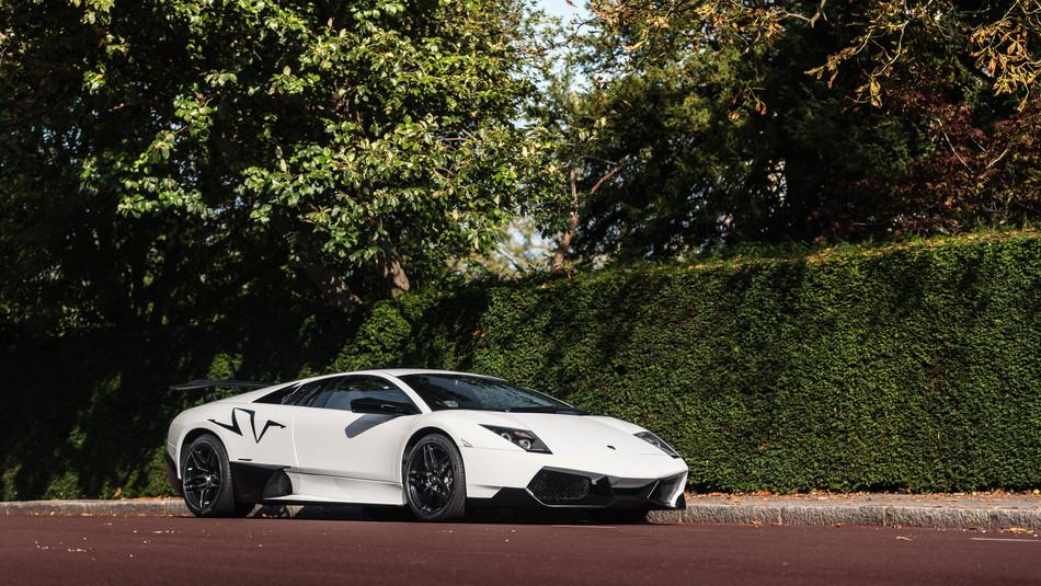 ** SOLD ** 2009 Lamborghini LP670-4 Super Veloce