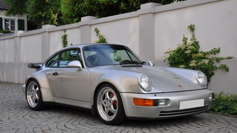 ** COMING SOON ** 1994 Porsche 964 Turbo 3.6