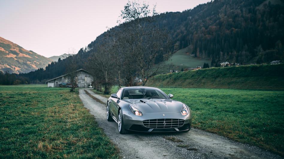 ** SOLD ** 2017 Ferrari Berlinetta Lusso