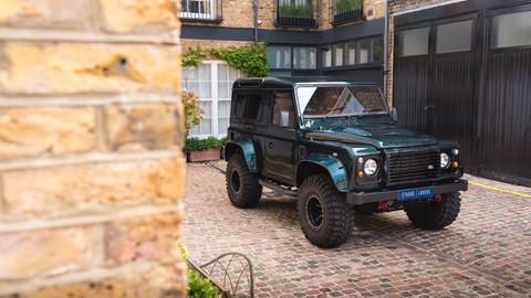 2004 Land Rover Defender 90