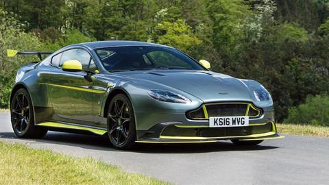 2016 Aston Martin Vantage GT8 Prototype