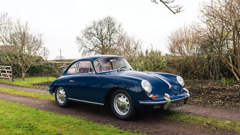 ** SOLD ** 1964 Porsche 356C Coupe