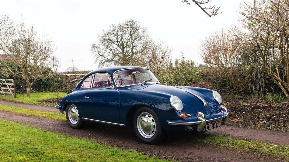 ** SOLD ** 1964 Porsche 356C
