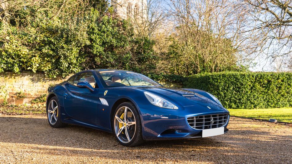2014 Ferrari California 30
