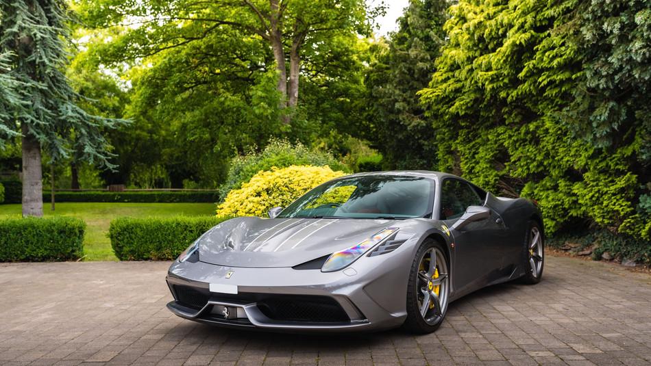 ** SOLD ** 2014 Ferrari 458 Speciale
