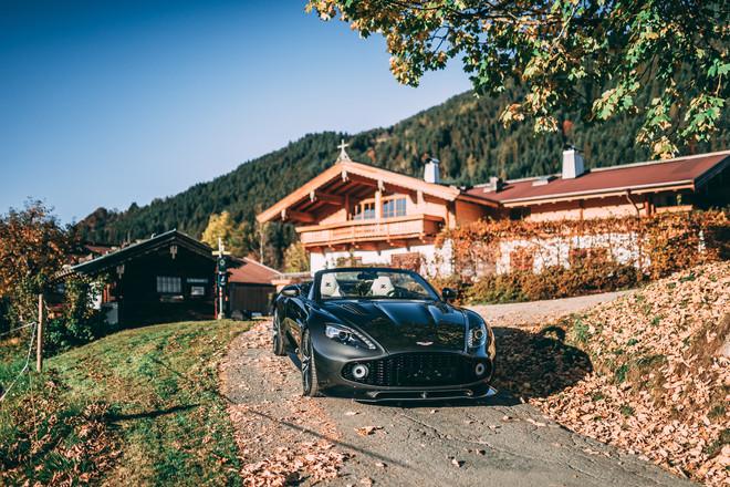 2017 Aston Martin Vanquish Zagato Volant