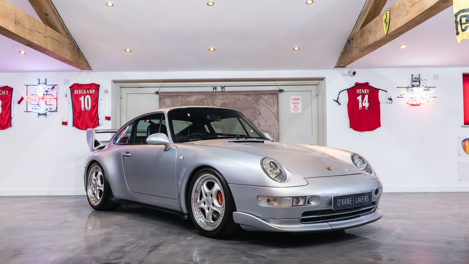 ** SOLD ** 1995 Porsche 993 Carrera RS