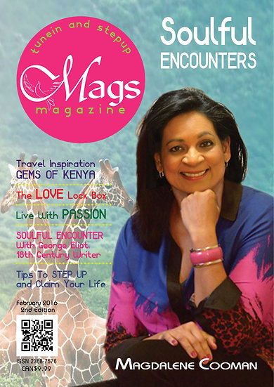 Mags Magazine - Soulful Encounters
