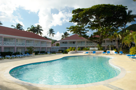 Gems Twin 1  night all inclusive Poolview