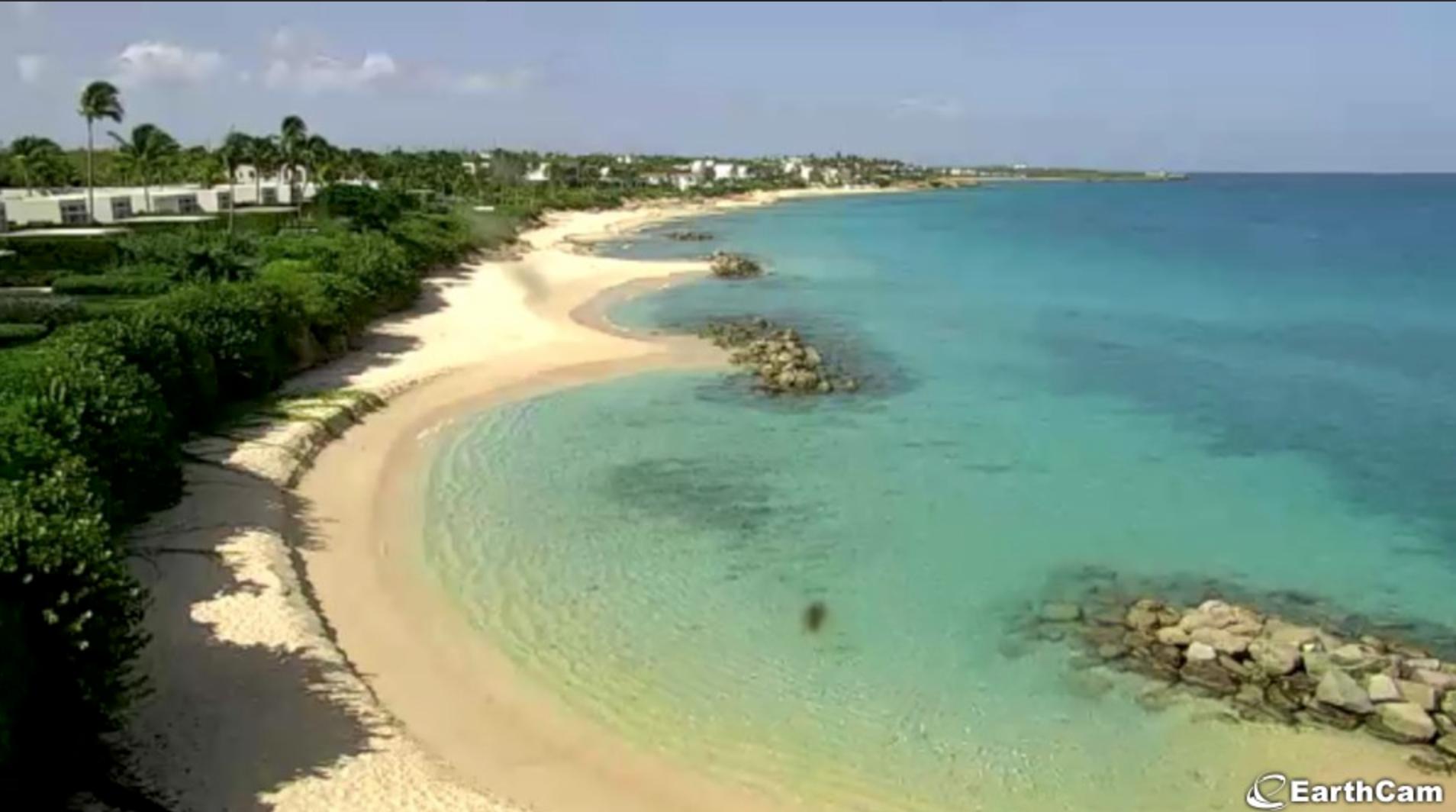 Barnes bay, Anguilla