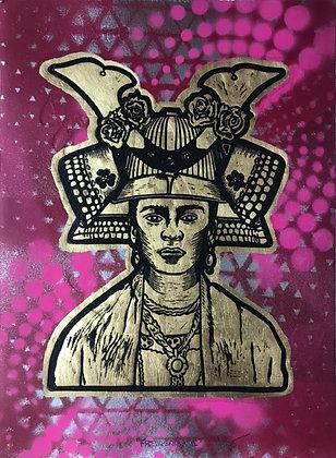 """""""Frida"""" F. Espinoza"""