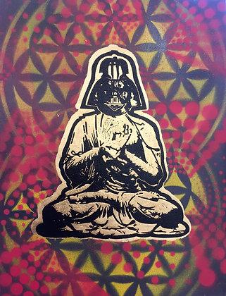 """Zen Darth Vader"" F. Espinoza"