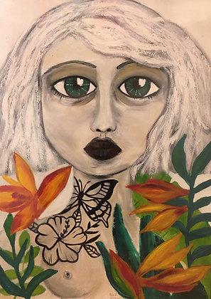 """""""Flowers"""" - E. Setién"""