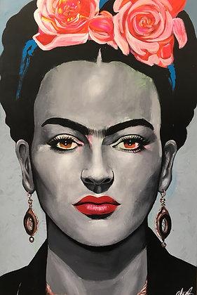 """""""Vintage Frida"""" - A. Sánchez"""