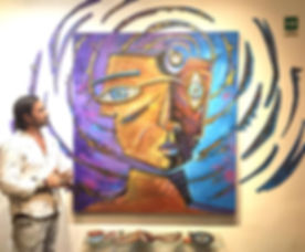 art,_artist,_famous_artist,_gastón_charó