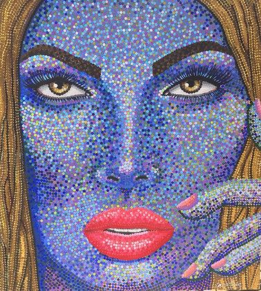 """""""Encanto Azul"""" - L. Morales"""