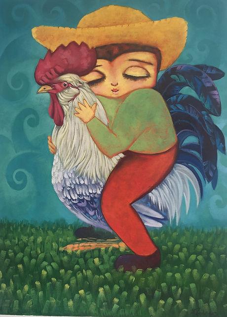Infante Rodríguez art