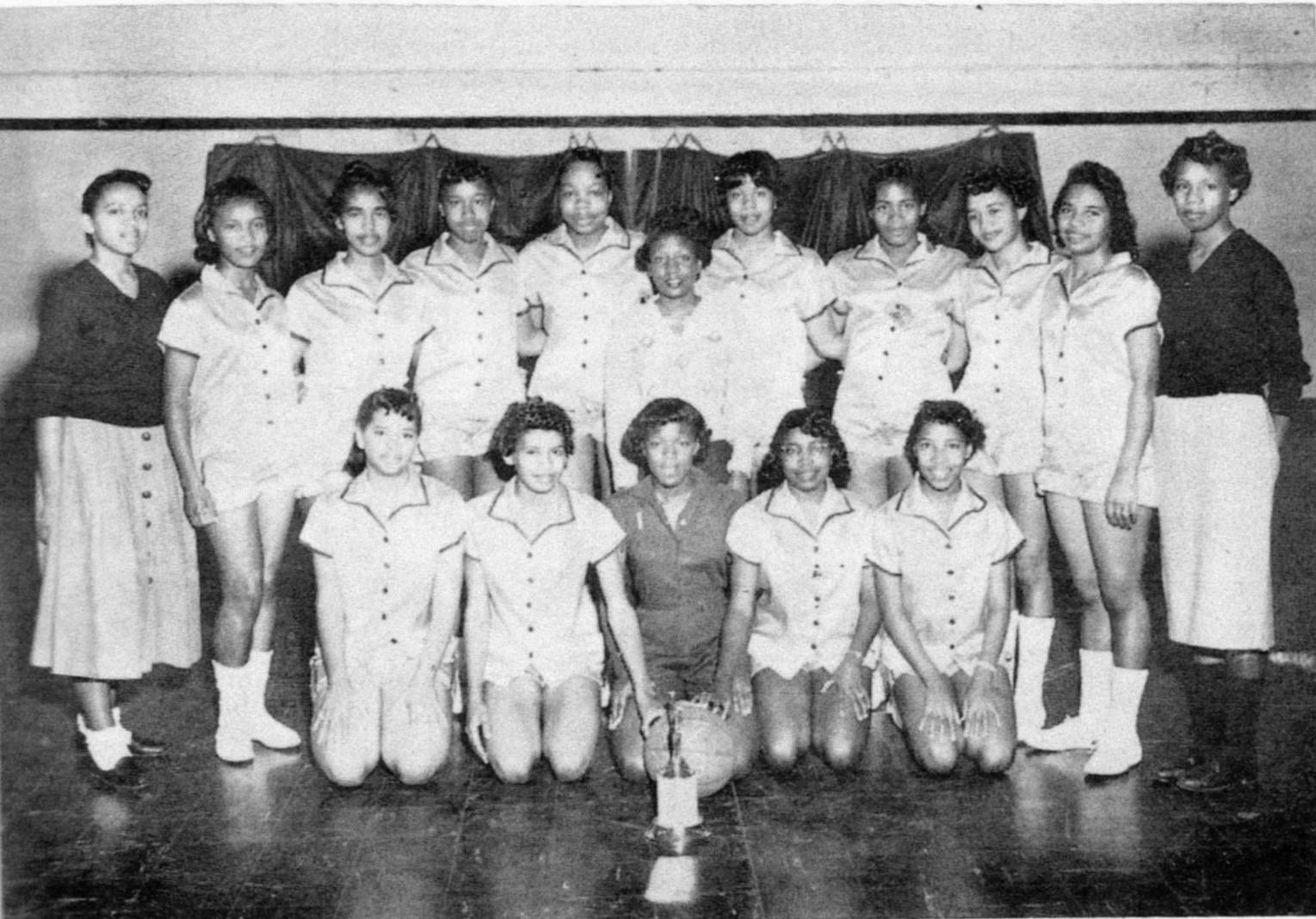 1957-58 Hawkettes