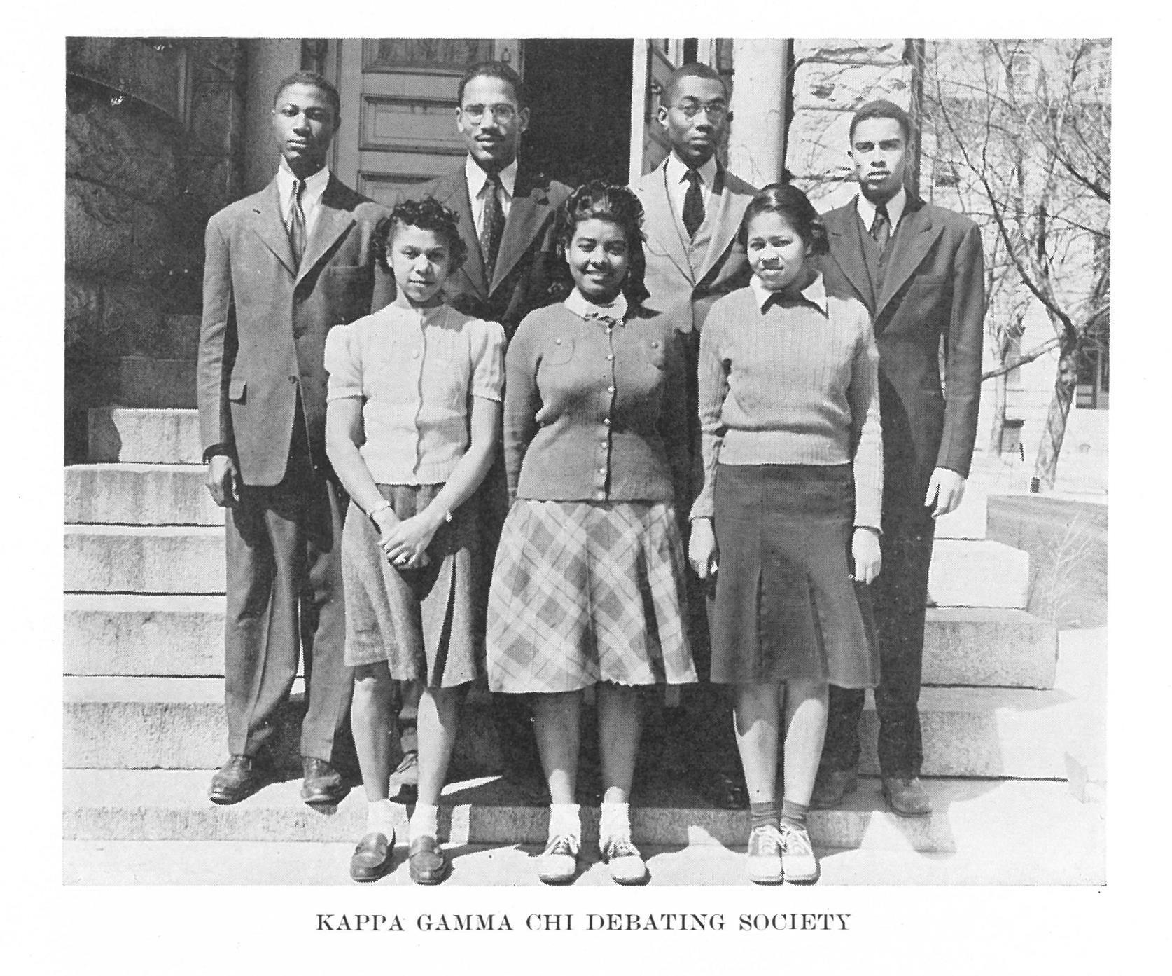 Kappa Gamma Chi Debating Society_1942 Pa
