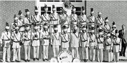 Mr Jennings and the band