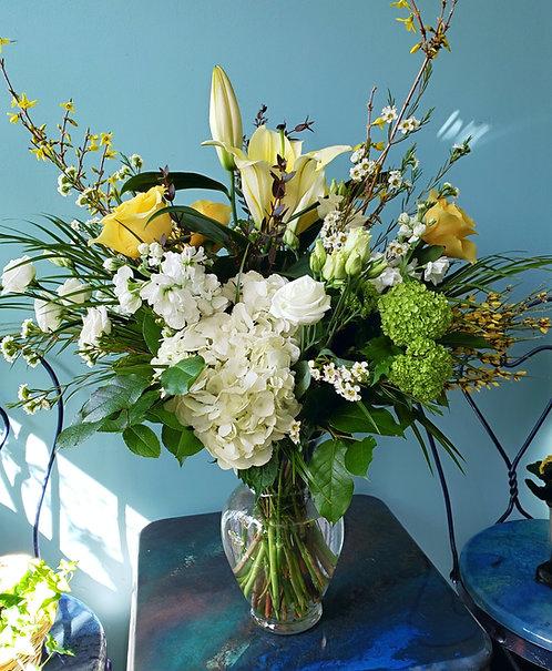 Garden Urn Vase
