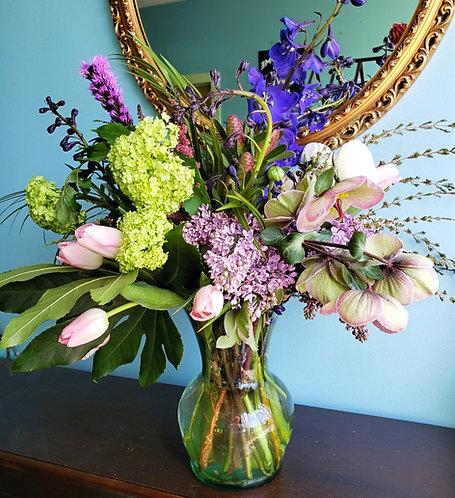 Garden Gathering Vase