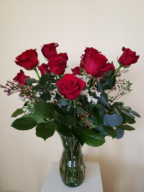 Rose Arrangements