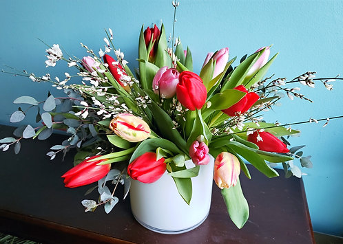 Tulips From Holland with Love